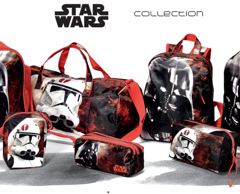 accessori zaini borse astucci tracolle beauty star wars