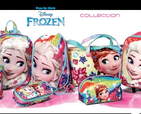 accessori Frozen scuola e tempo libero