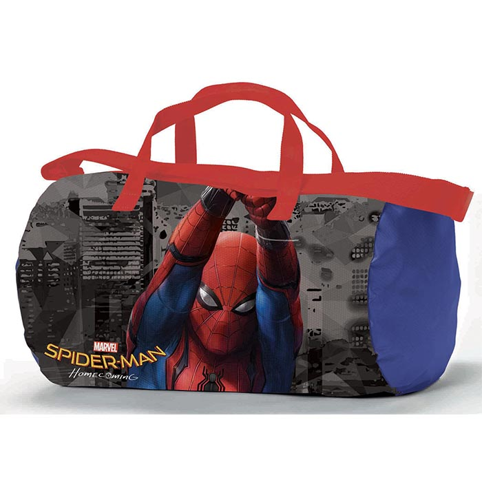 sacca sport spider man homecoming