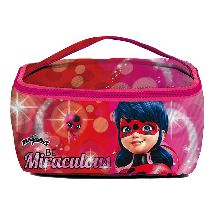 beauty case Miraculous Ladybug Marinette